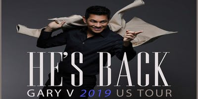 """He's Back!"" Gary V 2019 US Tour"