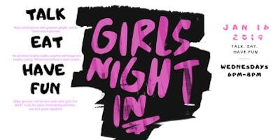 Girls Night In Youth Program