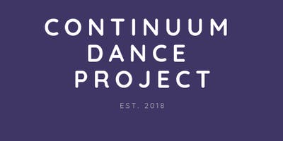 Continuum Dance Project - Open Company Class