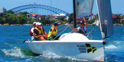 Learn to crew a yacht on Sydney Harbour