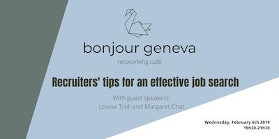 Networking café: recruiters\