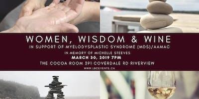 Women, Wisdom & Wine