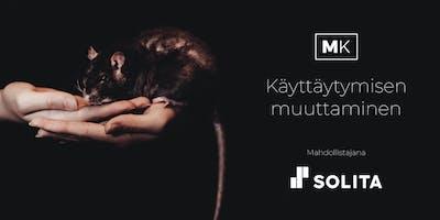 [MK] Käyttäytymisen muuttaminen