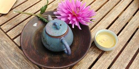 Tee Meditation Tickets
