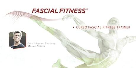 Curso Fascial Fitness Trainer -  Brasília - DF ingressos
