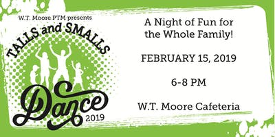 W.T. Moore Elementary Talls and Smalls Sweetheart Dance