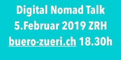 DNA Digital Nomad Talk