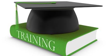 Managing Performance Training tickets