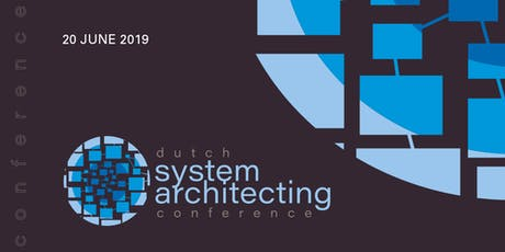 Dutch System Architecting Conference 2019 tickets