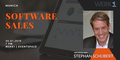 Software Sales Meetup