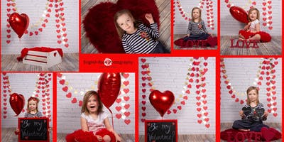 Valentines Mini Session Photos Tiddlers Wigglers Sale