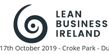 Lean Business Ireland Awards 2019 tickets