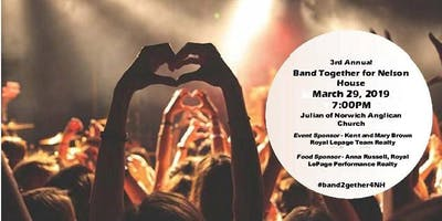Band Together for Nelson House (3rd Annual)