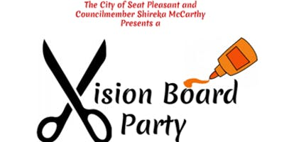 Councilmember McCarthy's Vision Board Party 2019