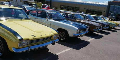 Capri Owners Weekend tickets