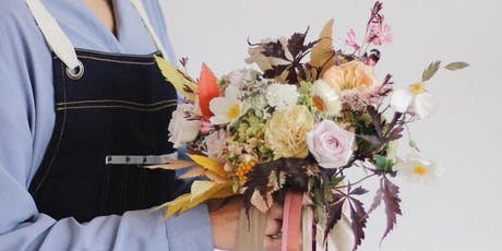 An introduction to floristry; a floral workshop, Hand Tied Bouquet making tickets