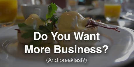 BNI Sterling Breakfast Networking Event - Every Thursday tickets