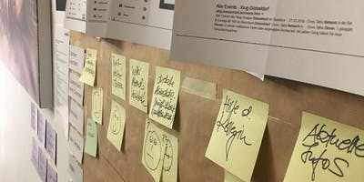 Impuls-Workshop: Customer Journey Mapping