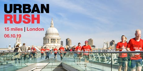 Urban Rush London 2019 tickets