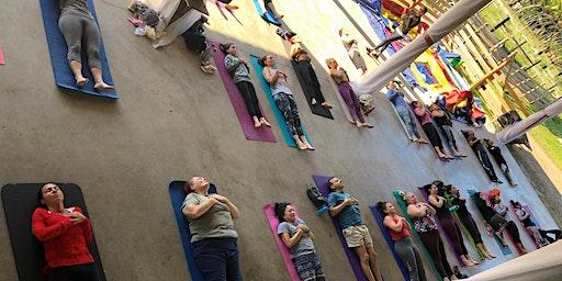 Yoga At The Ranch - Sunday Morning Yoga Class
