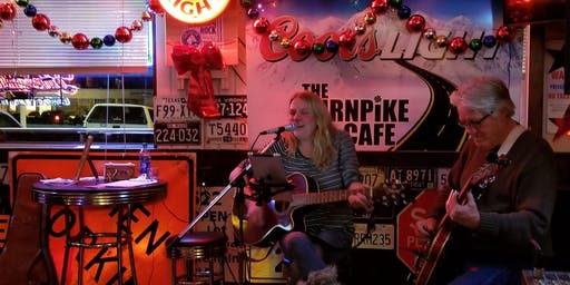 Sue Menhart Acoustic at Turnpike Cafe