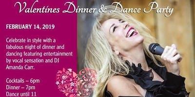 Valentines Dinner & Dance Party