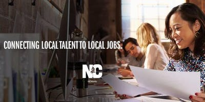 Northern Regional Center Cluster Hiring Event