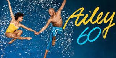 Alvin Ailey American Dance Theater: 60th Anniversary at NJPAC