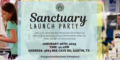 Official Sanctuary Launch Party