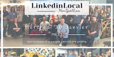 #LinkedinLocal Montpellier - 13ème édition - Janvier