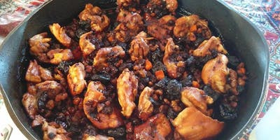 Best Chicken, Cooking with Dried Fruits and Nuts