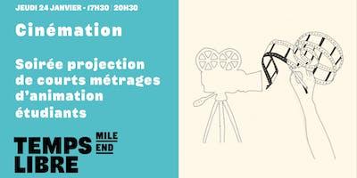 TL Cinémation : projection de films d\