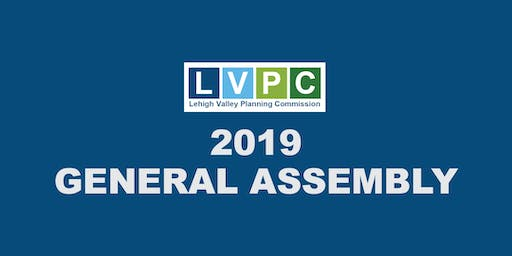 Lehigh Valley General Assembly Meeting - 10/24/2019