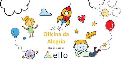Oficina da Alegria! (Atividades educativas para crianças de 7 e 8 anos)