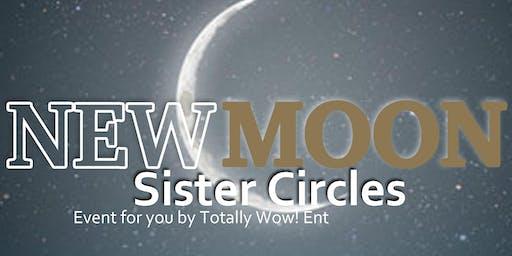 TW!E New Moon Sister Circle Group Meetup