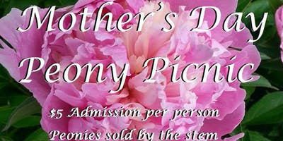 Mother's Day Peony Picnic