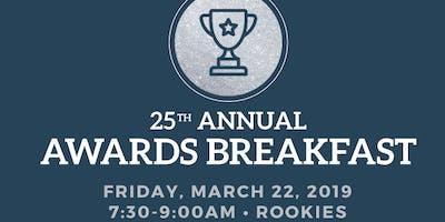 25th Annual Awards Breakfast