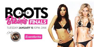 Boots & Bikini's Finals