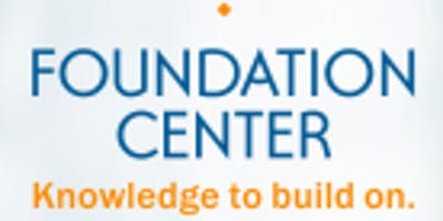 Foundation Center Workshop : How to Find Grants