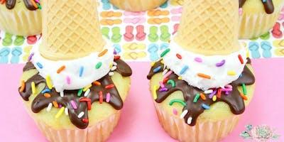Summer Gets Sweeter: Cupcake Camp