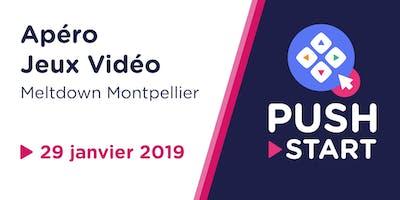 Apéro Jeux Vidéo - Janvier 2019