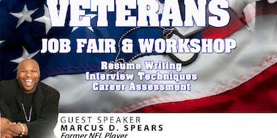 Veteran's Job Fair and Workshop
