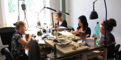 Course of Metal Jewellery - January 2019