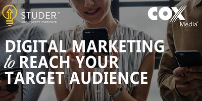 Digital Marketing to Reach Your Target Audience (Macon, GA)