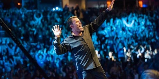 "Tony Robbins' ""Unleash the Power Within"" Preview - Porto"