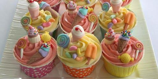 Camp Sugar Rush: Cupcake Camp