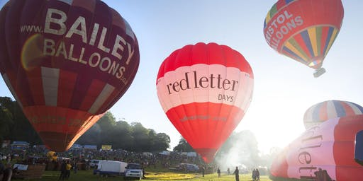Bristol International Balloon Fiesta - Official 2019 Onsite Camping