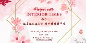 Biggest CNY Renovation Fair By Interior Times