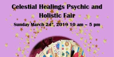 Celestial Healings Psychic and Holistic Fair