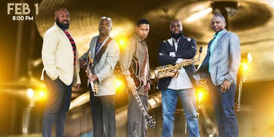Reggie Graves & Jazz Theory Live! An Evening of Music